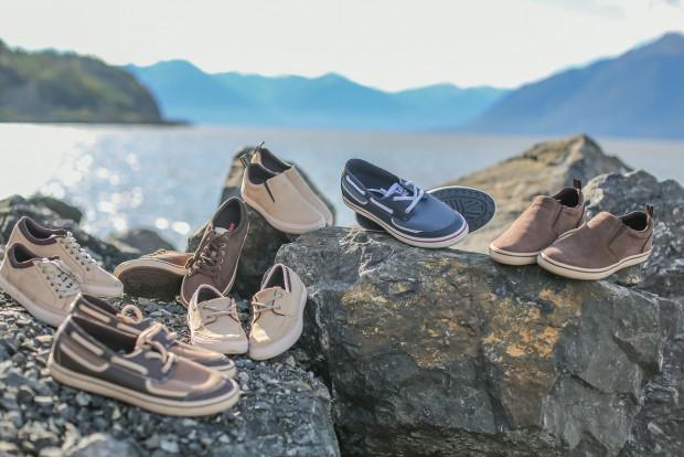 Deck Shoe Collection