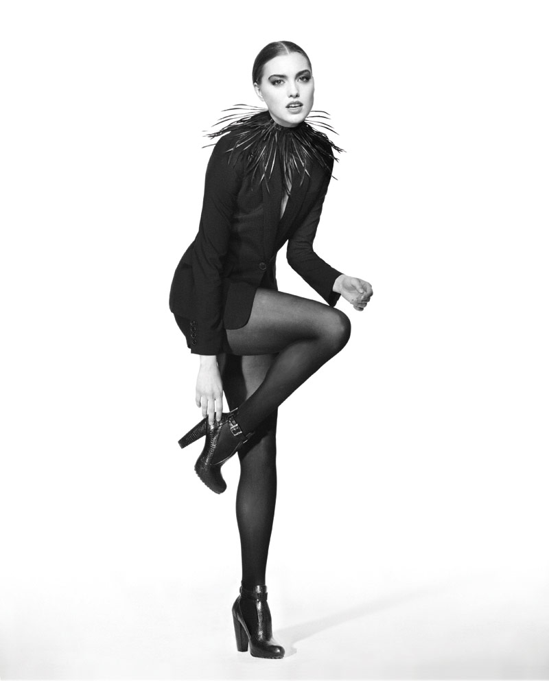 Vogue, Zara, Adrienne Vittadini