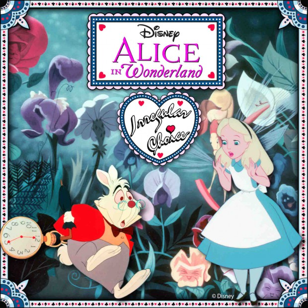 First Teaser Announcement - Alice in Wonderland Larger Image