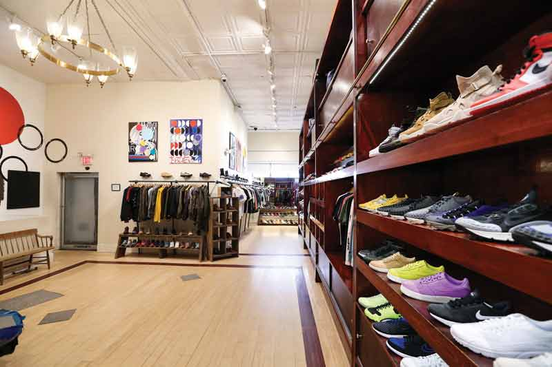 """new photos b8c2d 7ced1 """"America s obsession with sneakers isn t going away,"""" he says. """"Foot Locker  is in an excellent position to leverage this trend with their scale and  multiple ..."""