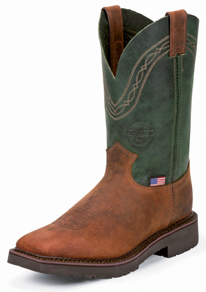 Justin Original Workboots J-Max Caliber Collection