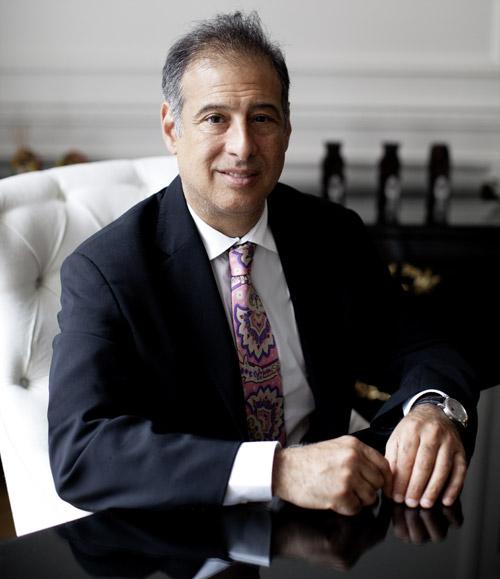 Solomon Dabah, president of Vida Brands