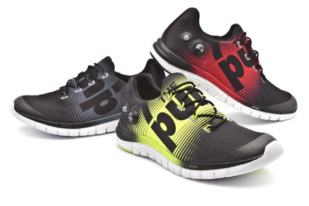 bc9637496 The ZPump Fusion will run  110 and come in six colorways (three for men and  three for women). New patterns and colors will debut each month following  the ...