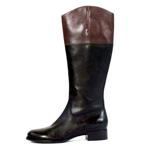 Ecco Lush materials take the classic riding boot up a notch.