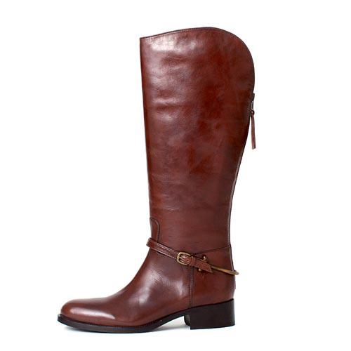 Johnston & Murphy Lush materials take the classic riding boot up a notch.