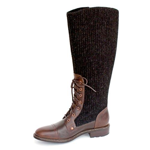 Woolrich Lush materials take the classic riding boot up a notch.