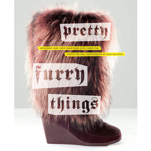 Pretty Furry Things
