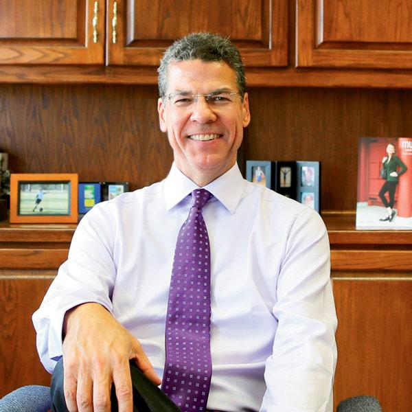 Bruce Munro, CEO of Munro & Co