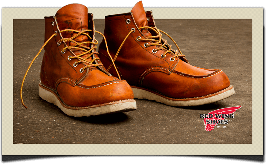 Red Wing Shoe Company Steps Up For