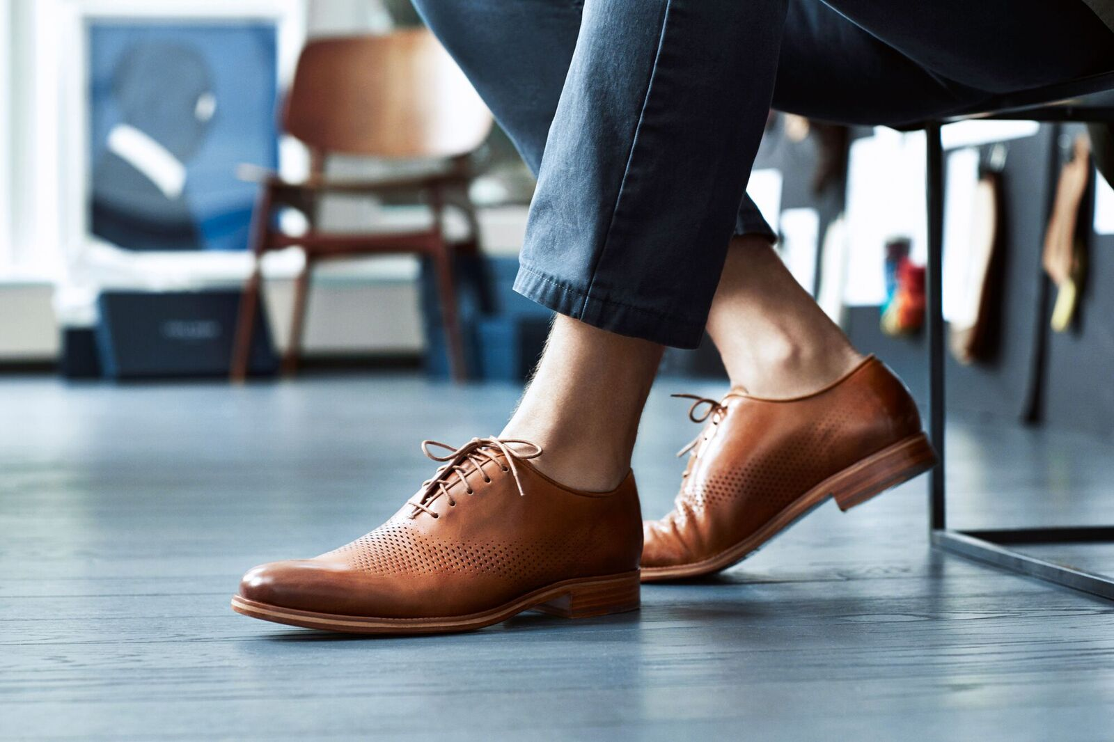 ... gotten used to a level of comfort previously only available in athletic  shoes. Last week, iconic American lifestyle footwear brand Cole Haan  launches a ...