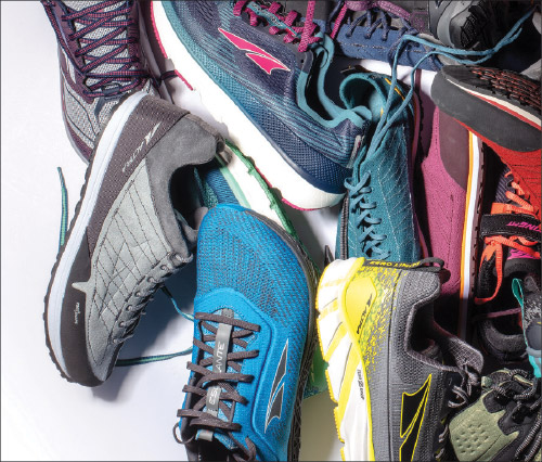 wholesale dealer 416b3 0f64c Altra, a performance running brand now a part of the VF Corp. portfolio, is  poised for rapid growth.
